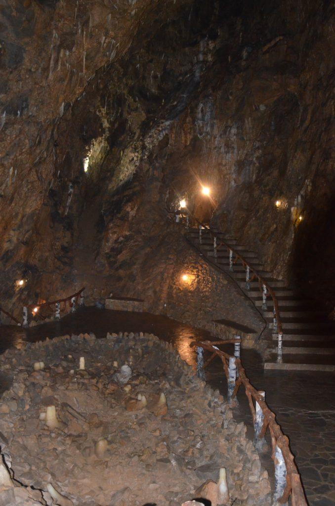 la grande salle de la grotte la merveilleuse