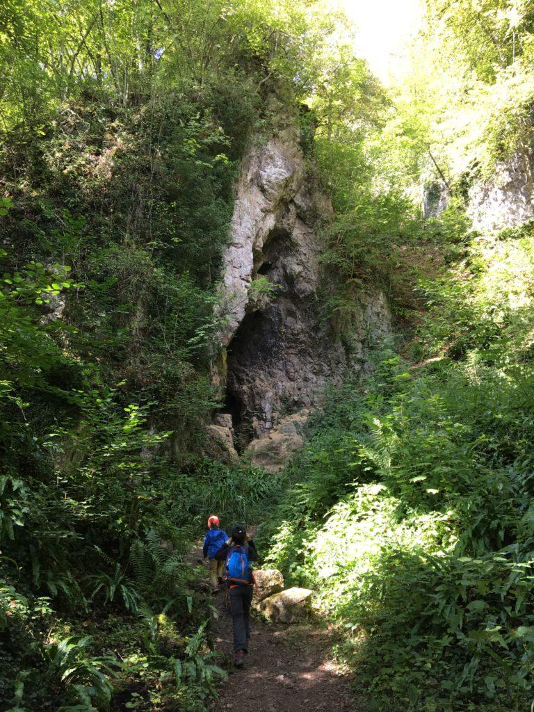 grotte du parc de furfooz