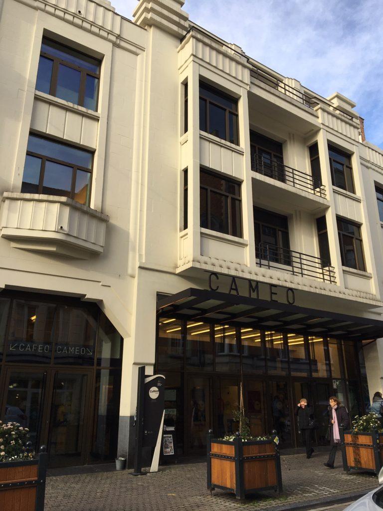 le bâtiment du Caméo et Cafeo